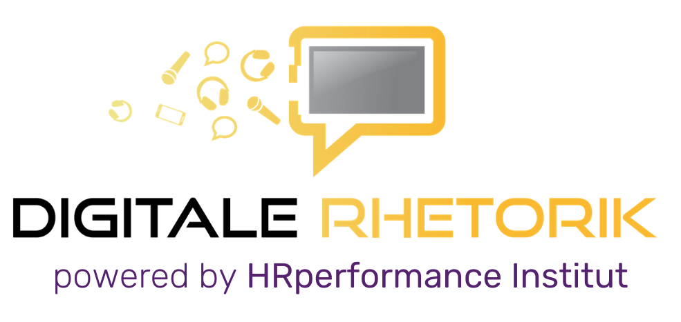 Logo Digitale Rhetorik HRperformance Institut